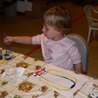 Expression artistique et peinture libre