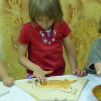 Atelier l'art à la préhistoire